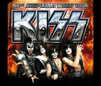 Kiss vuelve en abril al Movistar Arena