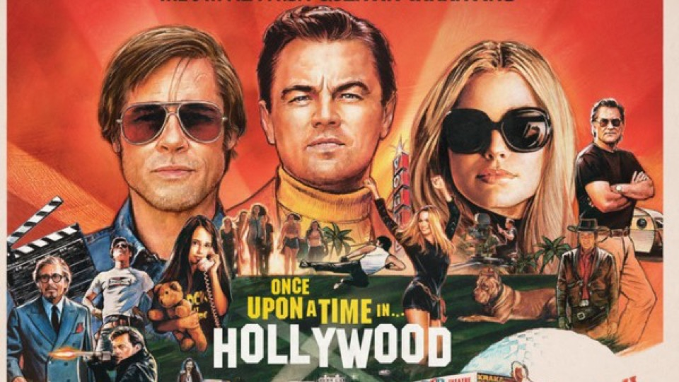 Once Upon A Time In Hollywood: La declaración de amor de un cinéfilo